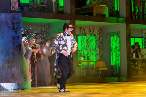 THEATER BONN: DIE FLEDERMAUS